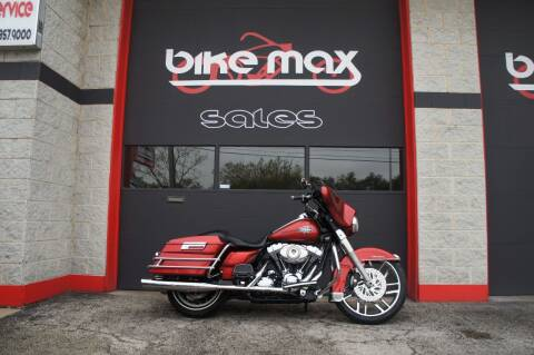 2008 Harley-Davidson Electra Glide Ultra Classic for sale at BIKEMAX, LLC in Palos Hills IL
