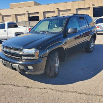 2005 Chevrolet TrailBlazer for sale at TJ Motors in Las Vegas NV