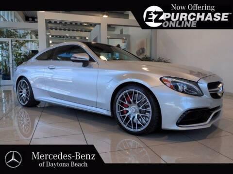 2017 Mercedes-Benz C-Class for sale at Mercedes-Benz of Daytona Beach in Daytona Beach FL