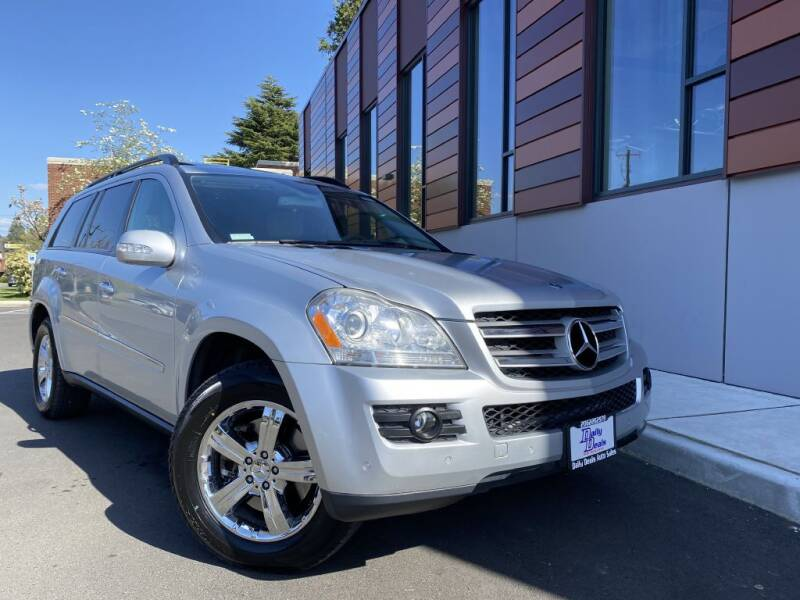2007 Mercedes-Benz GL-Class for sale at DAILY DEALS AUTO SALES in Seattle WA