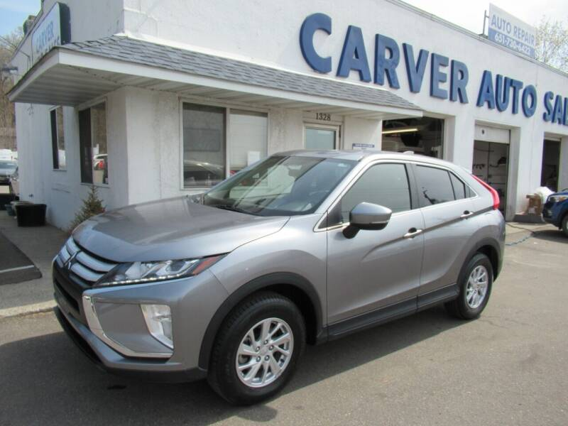 2019 Mitsubishi Eclipse Cross for sale at Carver Auto Sales in Saint Paul MN