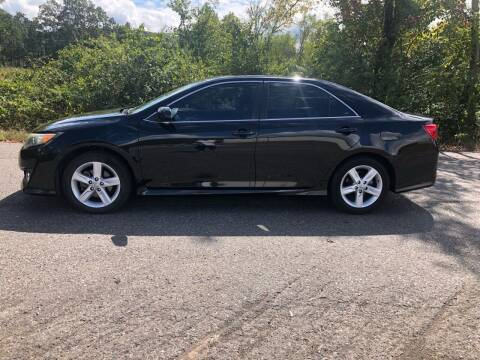 2014 Toyota Camry for sale at Village Wholesale in Hot Springs Village AR