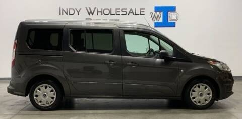 2017 Ford Transit Connect Wagon for sale at Indy Wholesale Direct in Carmel IN