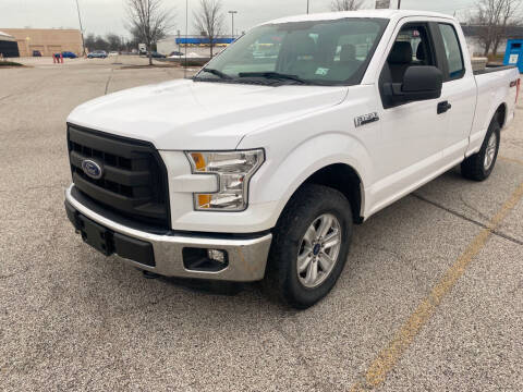 2015 Ford F-150 for sale at TKP Auto Sales in Eastlake OH