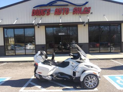 2014 Can-Am Spyder for sale at DOUG'S AUTO SALES INC in Pleasant View TN
