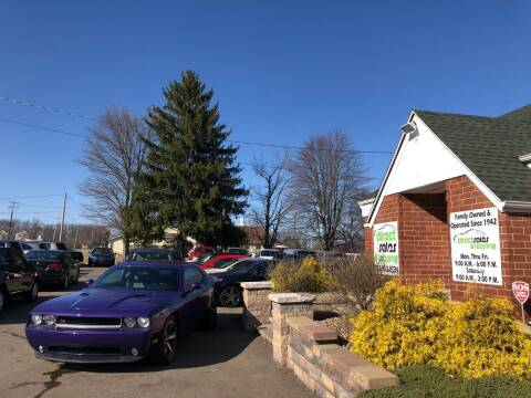 2013 Dodge Challenger for sale at Direct Sales & Leasing in Youngstown OH
