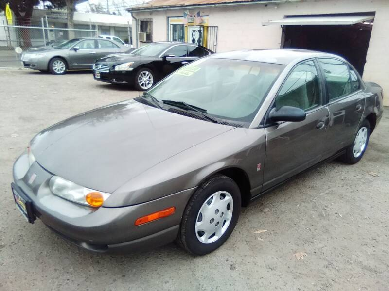2001 Saturn S-Series for sale at Larry's Auto Sales Inc. in Fresno CA