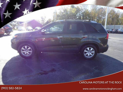 2012 Kia Sorento for sale at Carolina Motors at the Rock - Carolina Motors-Thomasville in Thomasville NC
