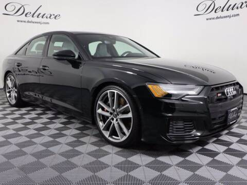 2020 Audi S6 for sale at DeluxeNJ.com in Linden NJ
