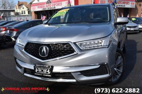 2018 Acura MDX for sale at www.onlycarsnj.net in Irvington NJ