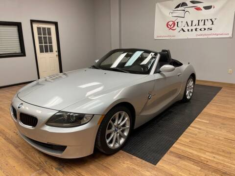 2008 BMW Z4 for sale at Quality Autos in Marietta GA
