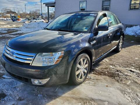 2008 Ford Taurus for sale at T & R Adventure Auto in Buffalo NY