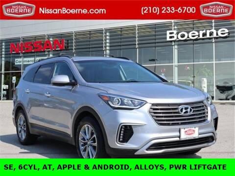 2018 Hyundai Santa Fe for sale at Nissan of Boerne in Boerne TX