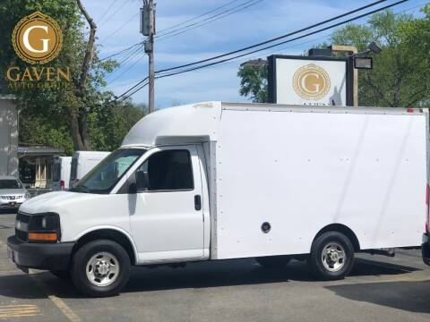 2005 Chevrolet Express Cutaway for sale at Gaven Auto Group in Kenvil NJ