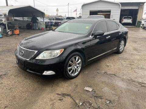 2009 Lexus LS 460 for sale at The Kar Store in Arlington TX