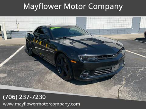 2014 Chevrolet Camaro for sale at Mayflower Motor Company in Rome GA