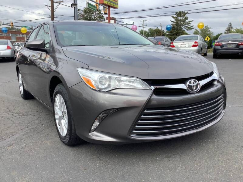 2017 Toyota Camry for sale at Active Auto Sales in Hatboro PA