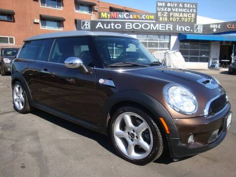 2008 MINI Cooper Clubman for sale at Auto Boomer Inc. in Sherman Oaks CA
