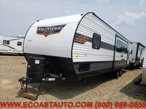 2021 Forest River 32-ft. Cam for sale at East Coast Auto Source Inc. in Bedford VA