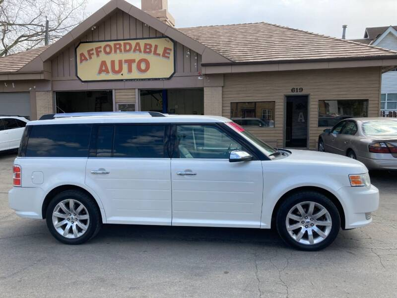 2012 Ford Flex for sale at AFFORDABLE AUTO, LLC in Green Bay WI