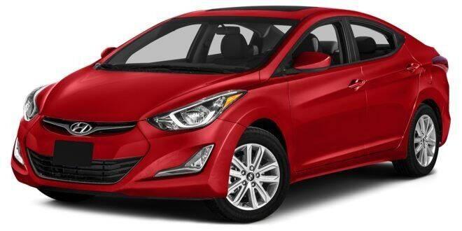 2016 Hyundai Elantra for sale at Somerville Motors in Somerville MA
