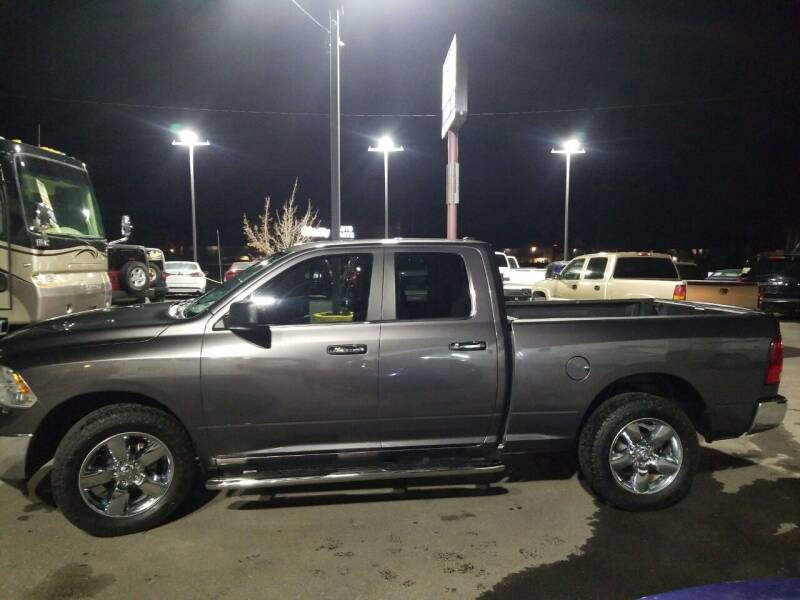 2015 RAM Ram Pickup 1500 for sale at Freds Auto Sales LLC in Carson City NV