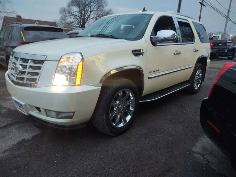 2010 Cadillac Escalade for sale at Peter Kay Auto Sales in Alden NY