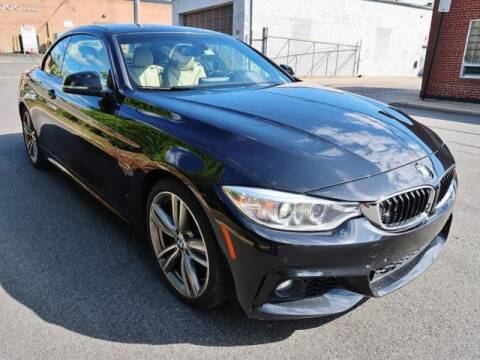 2014 BMW 4 Series for sale at SOUTHFIELD QUALITY CARS in Detroit MI