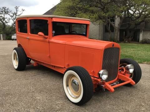 1929 Chrysler 2 Door Model 65 for sale at Mafia Motors in Boerne TX