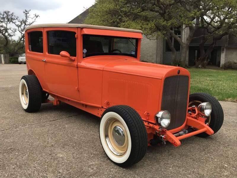 1929 Chrysler 2 Door Model 65 for sale at Mafia Motors in Boerne TX