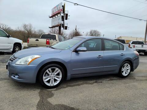2012 Nissan Altima for sale at Aaron's Auto Sales in Poplar Bluff MO