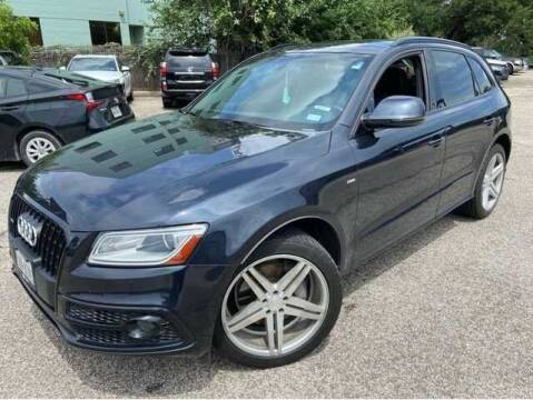 2016 Audi Q5 for sale at FREDY KIA USED CARS in Houston TX