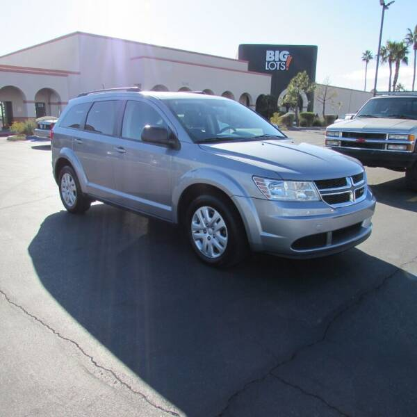 2016 Dodge Journey for sale at Charlie Cheap Car in Las Vegas NV