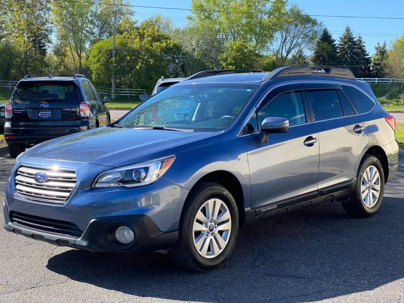 2017 Subaru Outback for sale in Burnsville, MN