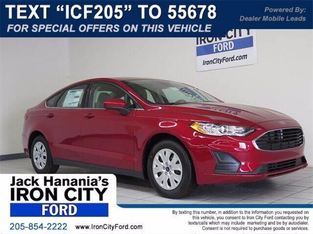 2020 Ford Fusion for sale in Birmingham, AL