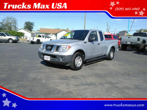 2016 Nissan Frontier for sale at Trucks Max USA in Manteca CA