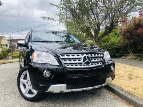 2009 Mercedes-Benz M-Class for sale at DAILY DEALS AUTO SALES in Seattle WA
