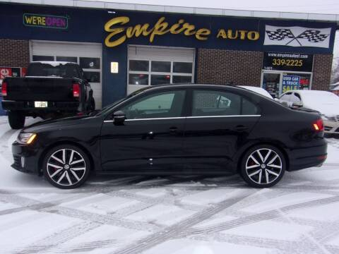 2014 Volkswagen Jetta for sale at Empire Auto Sales in Sioux Falls SD