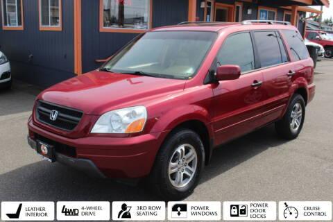 2005 Honda Pilot for sale at Sabeti Motors in Tacoma WA