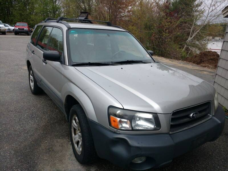 2005 Subaru Forester for sale at Auto Brokers of Milford in Milford NH