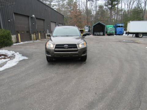 2011 Toyota RAV4 for sale at Heritage Truck and Auto Inc. in Londonderry NH