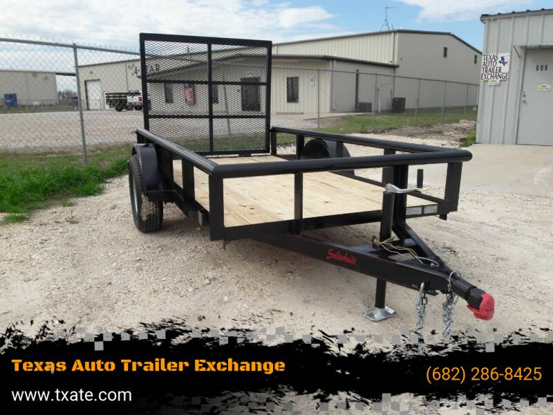 2020 Sniderbuilt ult 5x10 Ramp for sale at Texas Auto Trailer Exchange in Cleburne TX