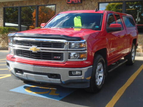 2015 Chevrolet Silverado 1500 for sale at Rogos Auto Sales in Brockway PA