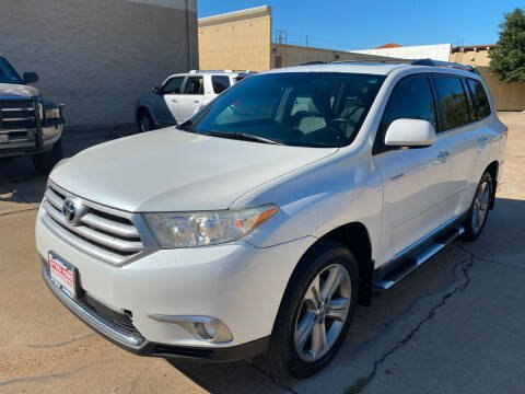 2012 Toyota Highlander for sale at Houston Auto Gallery in Katy TX