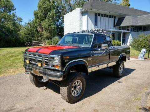 1984 Ford F-350 Super Duty for sale at Classic Car Deals in Cadillac MI
