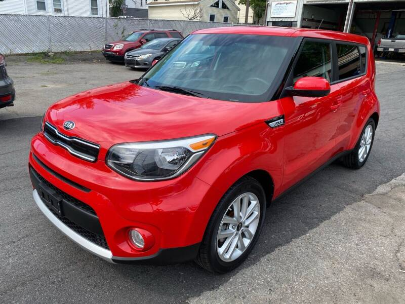 2017 Kia Soul for sale at Independent Auto Sales in Pawtucket RI