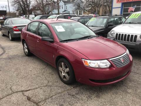 2007 Saturn Ion for sale at Klein on Vine in Cincinnati OH
