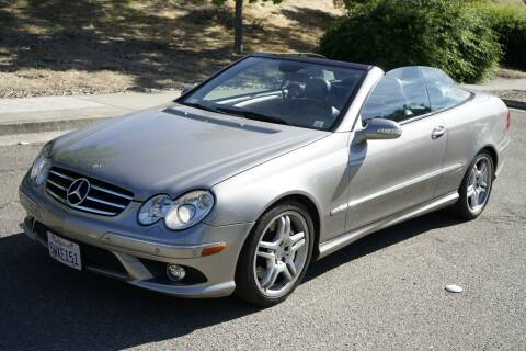 2006 Mercedes-Benz CLK for sale at Sports Plus Motor Group LLC in Sunnyvale CA