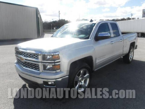 2015 Chevrolet Silverado 1500 for sale at London Auto Sales LLC in London KY
