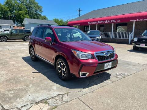 2016 Subaru Forester for sale at Taylor Auto Sales Inc in Lyman SC